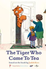 Affiche The Tiger Who Came To Tea