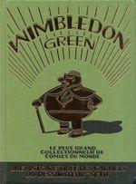 Couverture Wimbledon Green : Le plus grand collectionneur de comics du monde