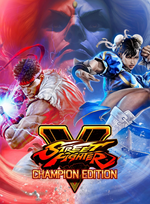 Jaquette Street Fighter V : Champion Edition