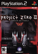 Jaquette Project Zero II : Crimson Butterfly