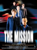 Affiche The Mission