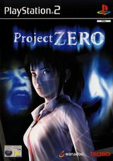 Jaquette Project Zero