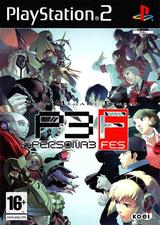 Jaquette Shin Megami Tensei : Persona 3 FES
