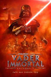 Jaquette Vader Immortal