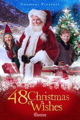Affiche 48 vœux de Noël