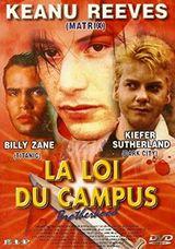 Affiche La Loi du campus
