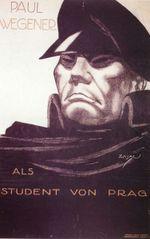 Affiche L'Étudiant de Prague