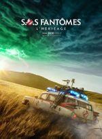 Affiche S.O.S. Fantômes : L'Héritage