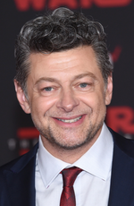 Photo Andy Serkis