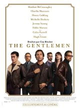 Affiche The Gentlemen