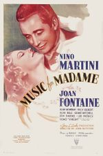 Affiche Musique pour madame