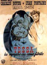 Affiche Tessa, la nymphe au cœur fidèle