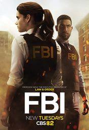 Affiche FBI
