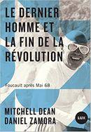 Couverture Le Dernier Homme et la fin de la révolution