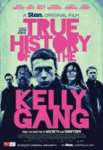 Affiche The True History of the Kelly Gang