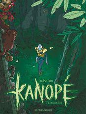 Couverture Rencontre - Kanopé, tome 1