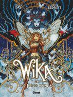 Couverture Wika et les Fées noires - Wika, tome 2