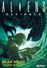 Couverture Aliens : Defiance, tome 1