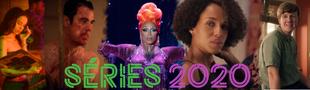 Cover Les nouvelles séries de 2020