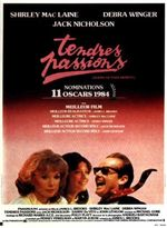 Affiche Tendres Passions