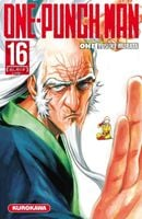 Couverture À fond ! - One-Punch Man, tome 16