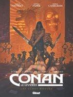 Couverture Les Clous rouges - Conan le Cimmérien, tome 7