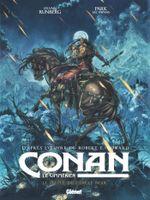 Couverture Le Peuple du cercle noir - Conan le Cimmérien, tome 8