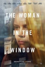 Affiche La Femme à la fenêtre