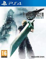 Jaquette Final Fantasy VII : Remake