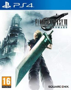 Jaquette Final Fantasy VII : Remake