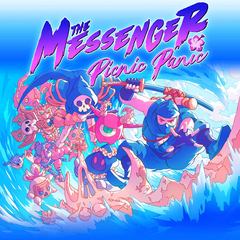 Jaquette The Messenger : Picnic Panic