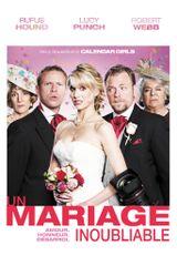 Affiche Un mariage inoubliable