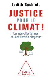 Couverture Justice pour le climat !