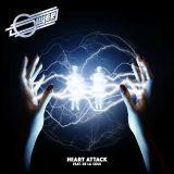 Pochette Heart Attack (Single)