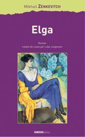 Couverture Elga
