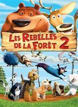 Affiche Les Rebelles de la forêt 2