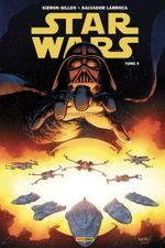 Couverture La Mort de l'espoir - Star Wars (2015), tome 9