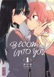 Couverture Bloom Into You