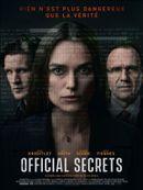 Affiche Official Secrets