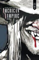 Couverture American Vampire : Intégrale, tome 1