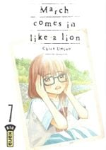 Couverture March Comes in Like a Lion, tome 7