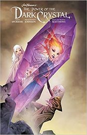 Couverture The Power of the Dark Crystal, tome 3
