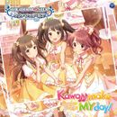 Pochette THE IDOLM@STER CINDERELLA GIRLS STARLIGHT MASTER 21 Kawaii make MY day!