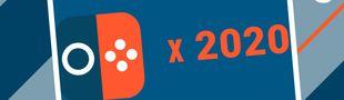 Cover Jeux vidéo achetés ou acquis gratuitement (et joués) en 2020