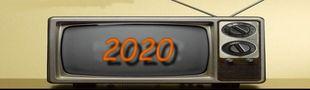 Cover Panorama des séries vues en 2020