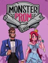 Jaquette Monster Prom
