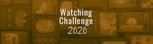 Cover Watching Challenge 2020