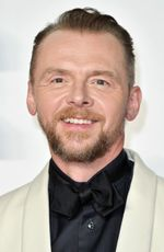 Photo Simon Pegg