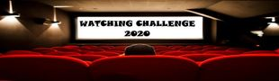 Cover Watching Challenge 2020 - Liste récapitulative