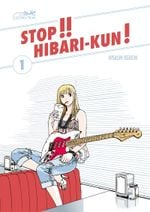 Couverture Stop !! Hibari-kun !, tome 1